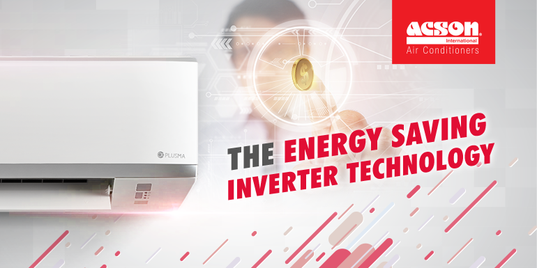 The Energy Saving Inverter Technology Air Conditioner