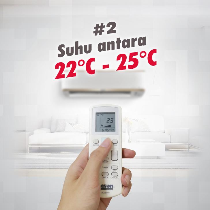 Air Cond Paling Jimat Elektrik Desainrumahid Com