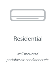 acson residential air conditioner