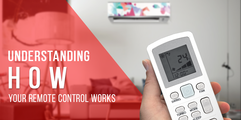Understanding How Your Remote Control Works | Air Conditioner