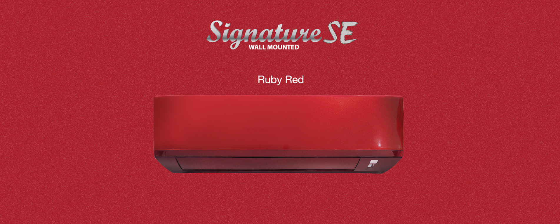 Aircond Malaysia Ruby Red