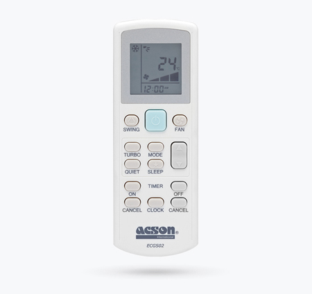 Controller Air Conditioner Acson Malaysia