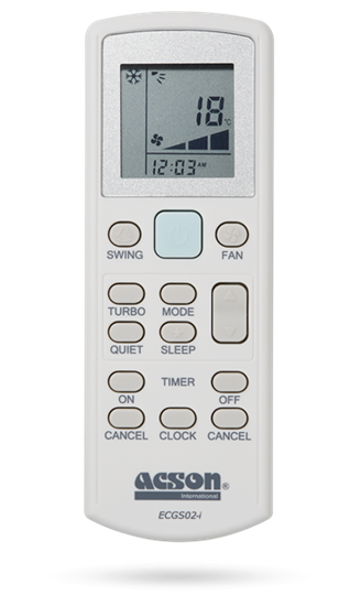 Wireless Remote Controller Acson Air Conditioner Malaysia