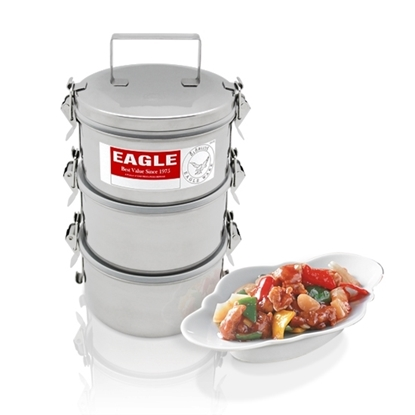 Picture of Eagle Flexible Tiffin Carrier