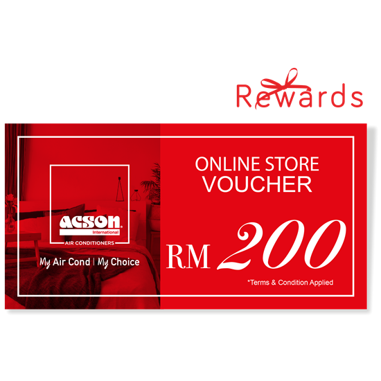 Picture of Acson Online Store Voucher RM200