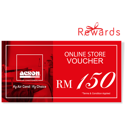 Picture of Acson Online Store Voucher RM150
