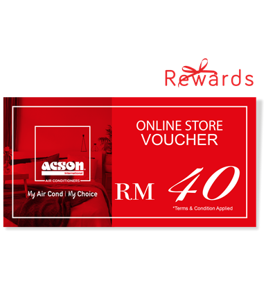 Picture of Acson Online Store Voucher RM40