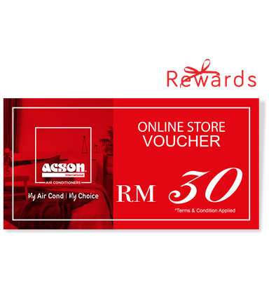 Picture of Acson Online Store Voucher RM30