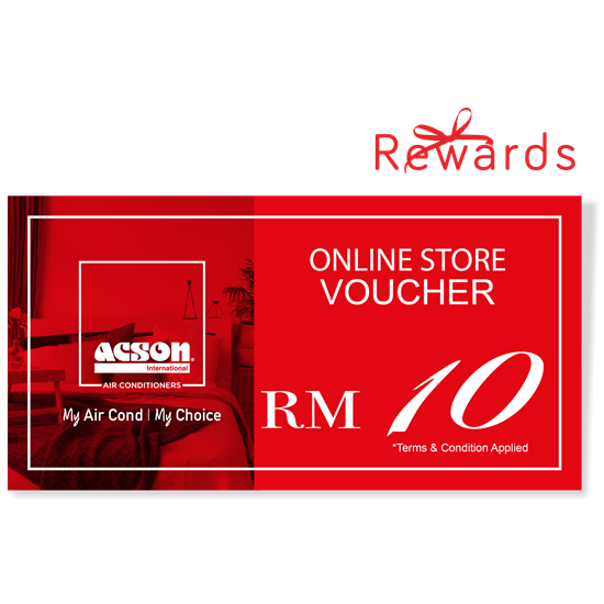 Picture of Acson Online Store Voucher RM10