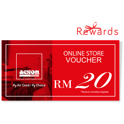Picture of Acson Online Store Voucher RM20